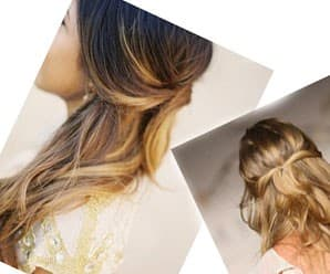 Trend to Try: Half Up Hairstyles